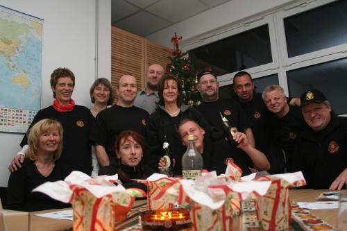 Unsere zweite Weihnachtsfeier